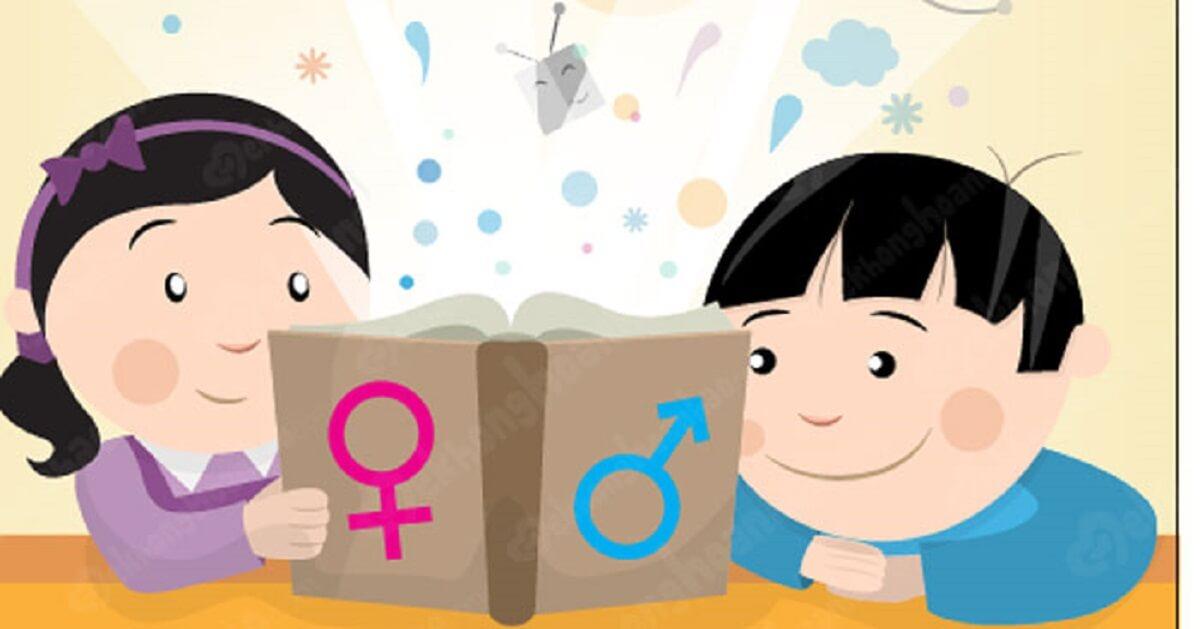 Tìm hiểu phương pháp giáo dục giới tính cho trẻ